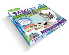 CHALESCO SANY CAT TOILETTE UN
