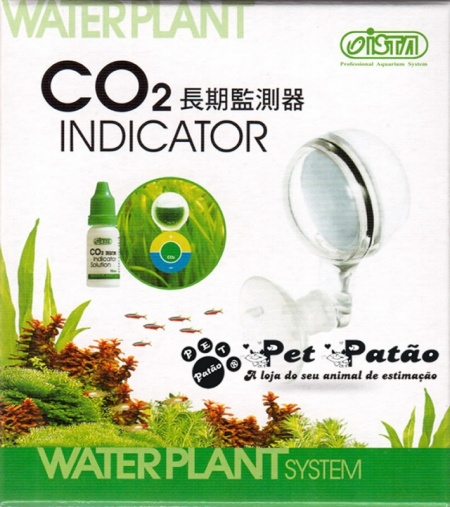 ISTA CO2 INDICATOR I-506 ( INDICADOR PERMANENTE DOS NIVEIS DE CO2 )