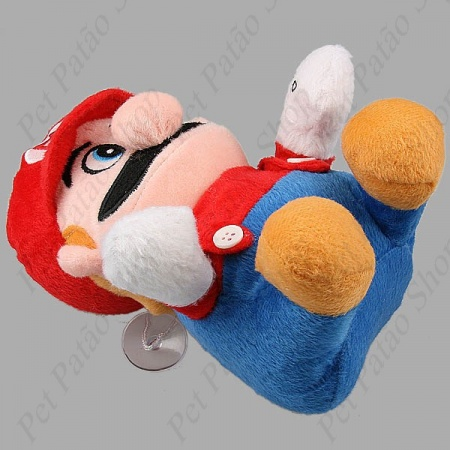 PELUCIA PERSONAGENS SUPER MARIO BROS - UN