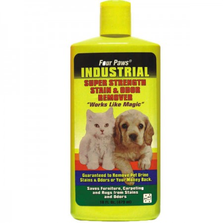 CHALESCO  FOUR PAWS REMOVEDOR DE ODORES INDUSTRIAL 473ML - UN