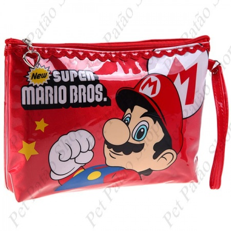 BOLSA TURMA DO SUPER MARIO - UN