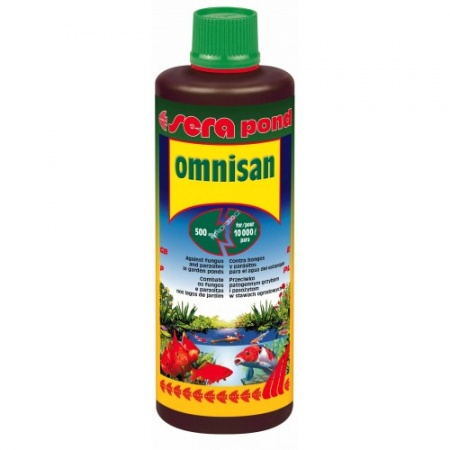 SERA POND OMNISAN 500ML