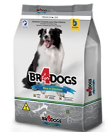 BR4DOGS RICE & CHICKEN ADULTO 15KG