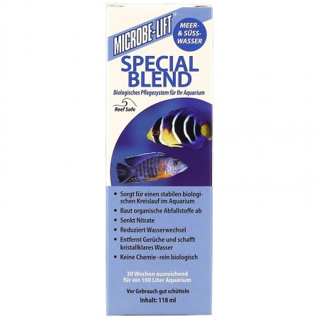 ECOLOGICAL SPECIAL BLEND 118ML