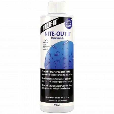 ECOLOGICAL NITE OUT II 118ML - BACTERIAS NITRIFICANTES - UN