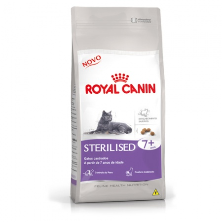 ROYAL STERILISED 7+ - 7,5kg