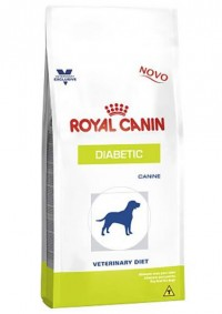 ROYAL DIABETIC CÃO 10,1KG
