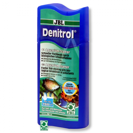 JBL DENITROL 100ML (ACELERADOR BIOLOGICO) 100ML - UN