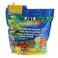 JBL POND STICKS 4X1 1600G - RAÇÃO CARPAS KINGUIOS