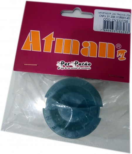 ATMAN TAMPA DO CABEÇOTE CANISTER AT3337 AT3338 - UN
