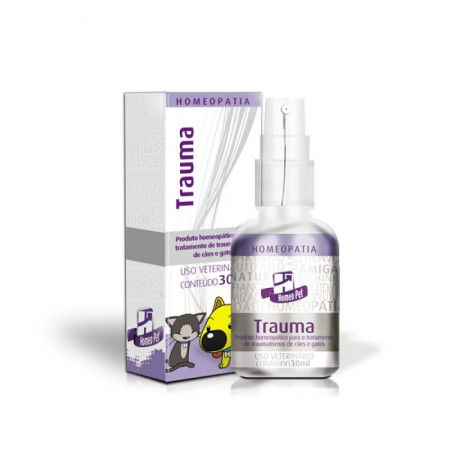 HOMEOPET TRAUMA 30ML