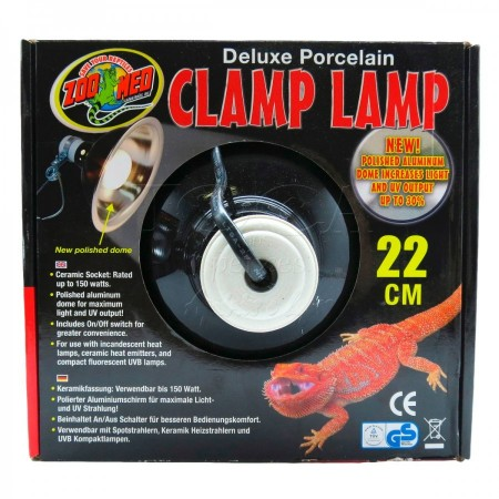 ZOOMED SPOT P/ LAMPADAS CLAMP LAMP LF-12 ( 22CM ) - UN