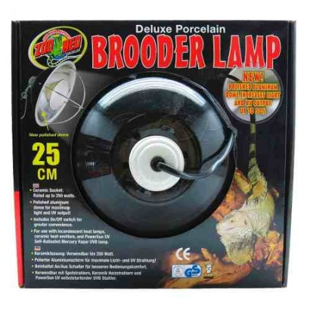 ZOOMED SPOT P/ LAMPADAS CLAMP LAMP LF-15 ( 25CM ) - UN