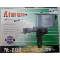 ATMAN AT-203 2000L/H 127V BOMBA SUBMERSA P/ AQUARIOS - UN