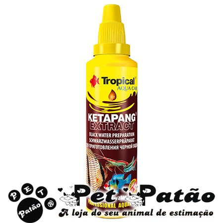 TROPICAL KETAPANG EXTRACT 50ML ( BLACK WATER ) - UN