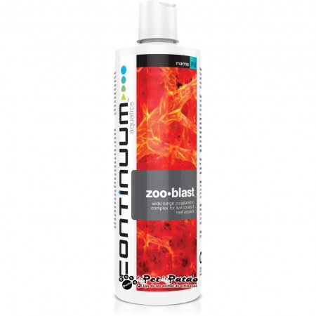 CONTINUUM ZOO BLAST 500ML - CONTINUUM AQUATICS ZOOPLANKTON - pet patao