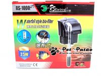 FILTRO EXTERNO RS-1000 600L/H 220V RS ELECTRICAL - UN