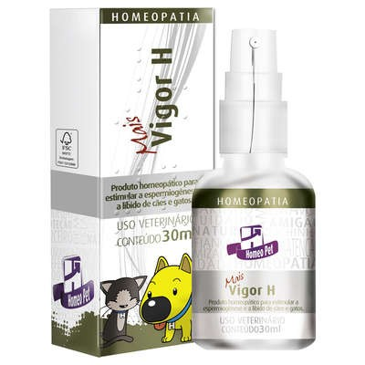HOMEOPET MAIS VIGOR H 30ML