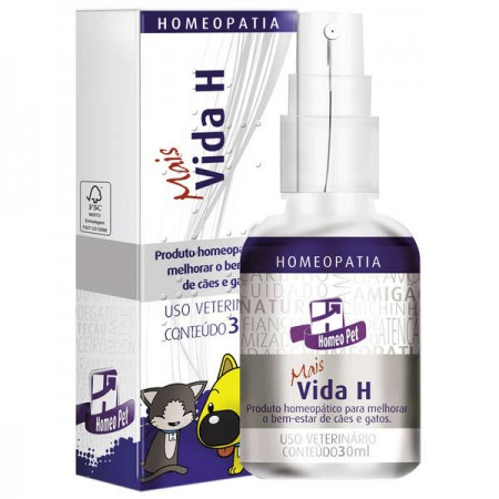 HOMEOPET MAIS VIDA H 30ML