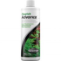 SEACHEM FLOURISH ADVANCE 500ML -  FERTILIZANTE AVANÇADO PARA AQUARIOS PLANTADOS