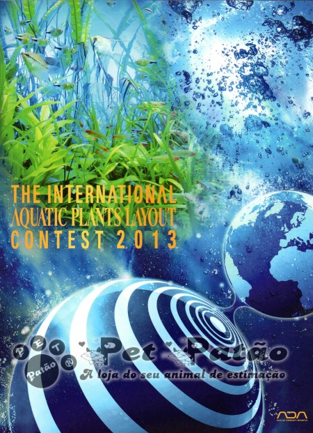 ADA CATALOGO IAPLC 2013 - THE INTERNATIONAL AQUATIC PLANTS CONTEST 2013