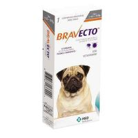 BRAVECTO ANTIPULGAS E CARRAPATICIDA ORAL 4,5 a 10kg - MSD