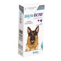 BRAVECTO ANTIPULGAS E CARRAPATICIDA ORAL 20 a 40KG - MSD