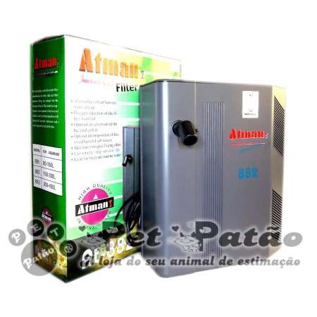 ATMAN FILTRO INTERNO AT-882 1200L/H 127V - UN