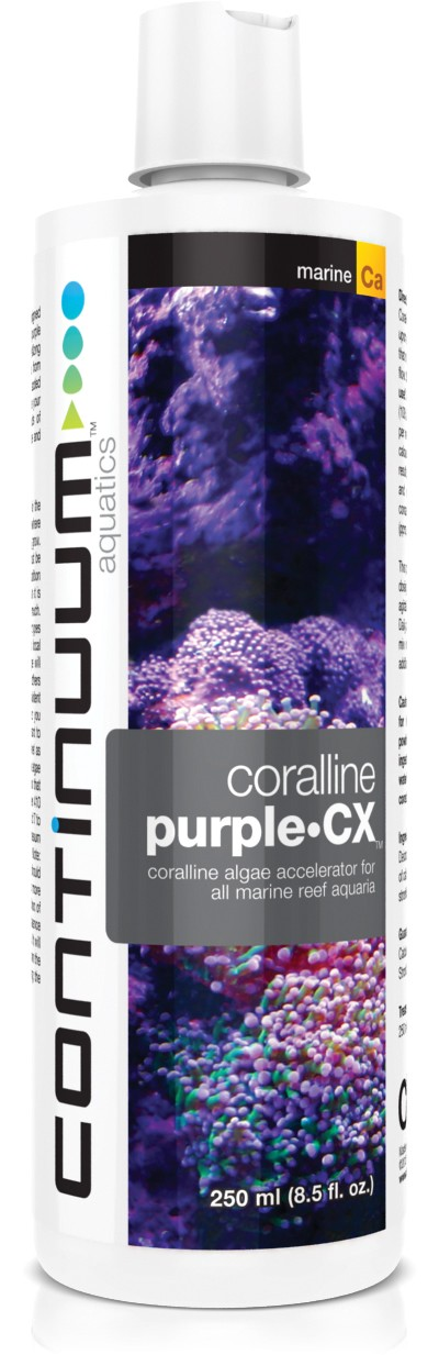 CONTINUUM CORALINE PURPLE 250ML ( ACELERADOR ALGAS CALCAREAS )