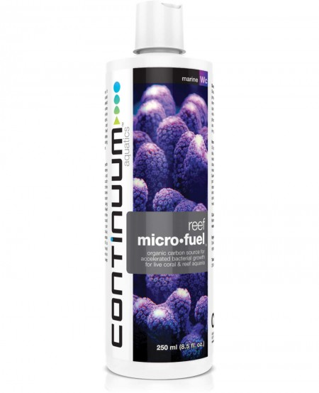 CONTINUUM REEF MICRO FUEL 250ML - CONTINUUM AQUATICS