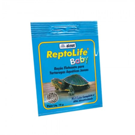 ALCON REPTOLIFE BABY 10G KIT 10UN