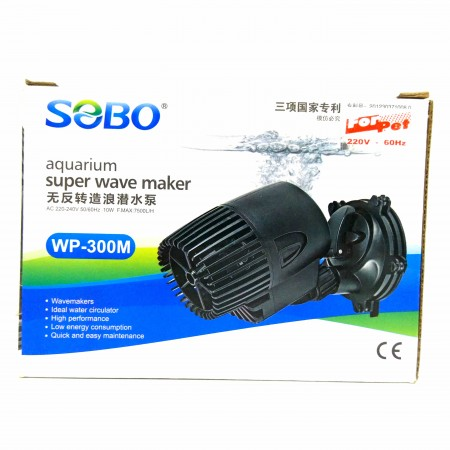 SOBO WAVE MAKER WP-300M 7000L/H 220V - UN