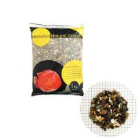 SUBSTRATO SOMA MICROSFERA NATURAL GRAVEL CICHLID MIX (4-6mm) - 1KG
