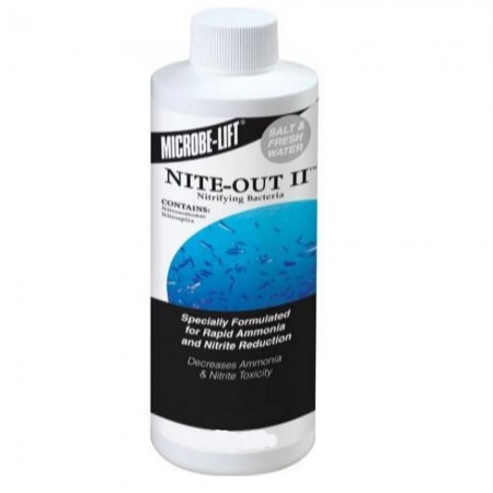 ECOLOGICAL MICROBE-LIFT NITE OUT II 30ML - BACTERIAS NITRIFICANTES - UN