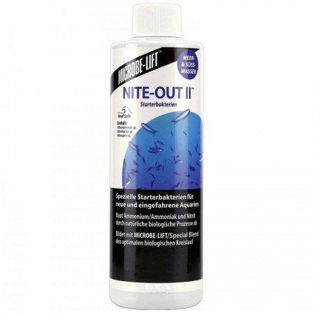 ECOLOGICAL MICROBE-LIFT NITE OUT II 236ML - BACTERIAS NITRIFICANTES - UN