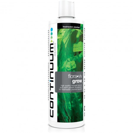 CONTINUUM FLORA VIV GROW 250ML ( FERTILIZANTE AQUARIO PLANTADO )