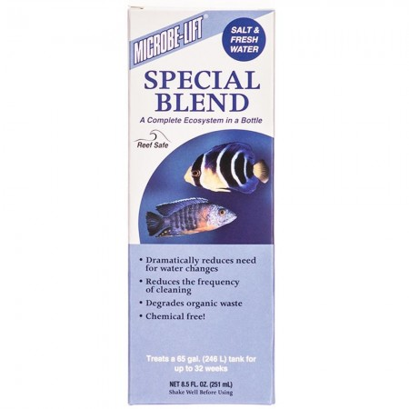 ECOLOGICAL MICROBE-LIFT SPECIAL BLEND 251ML (SBH08)