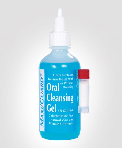 MAXI GUARD ORAL CLEANSING GEL 118ML