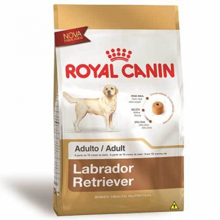 ROYAL RAÇAS LABRADOR RETRIEVER 30 ADULTO 12KG