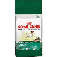 ROYAL MINI ADULT A PARTIR DE: