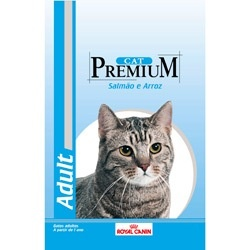 ROYAL PREMIUM CAT SALMÃO E ARROZ 10KG UN