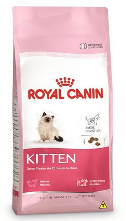 ROYAL FELINE KITTEN 34 A PARTIR DE: