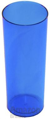 Copo Long Drink 300ML AZUL