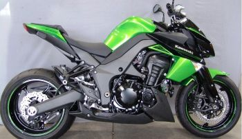 Escapamento Firetong Willy Made Boca Triangular para Kawasaki Z1000 2011 a 2016