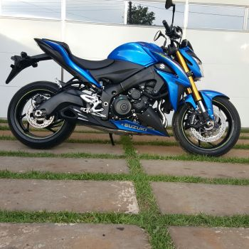 Escapamento FireTong Willy Made para Suzuki GSXS1000 Full 4x1