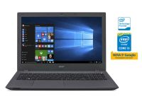 Notebook Acer NXG5UAL025 E5-573-54ZV Core I5 5200U 8GB 1TB Win10 15.6 LED USB 3.0 VGA HDMI Grafite