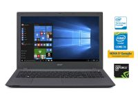 Notebook Acer NXG5RAL006 E5-573G-74Q5 Core I7 5500U 8GB 1TB Win10 Nvidia Geforce 920M 2GB 15.6 LED USB 3.0 VGA HDMI Grafite
