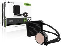 Water Cooler Corsair Hydro Series Quiet Edition H55  CW-9060010-WW