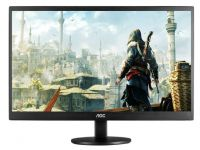 Monitor AOC LED 23´ WVA Full HD HDMI M2470SWD2 1920 X 1080 Full HD Widescreen VGA DVI Vesa