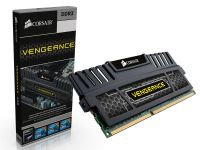 Memória Corsair Vengeance Black 4GB 1600MHz DDR3 PC12800 CMZ4GX3M1A1600C9